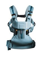 BABYBJORN Baby Carrier ONE, turquoise