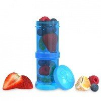 Twistshake - Container 2x 100ml / 3oz Blue