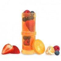 Twistshake - Container 2x 100ml / 3oz Orange