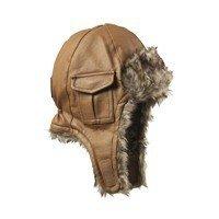 Elodie Details - Cap -  Chestnut Leather 6-12