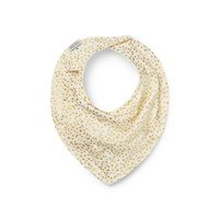 Elodie Details - śliniak/bandamka Gold Shimmer