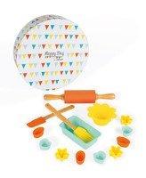 Janod - Zestaw do pieczenia ciasteczek 14 elementów Happy Day