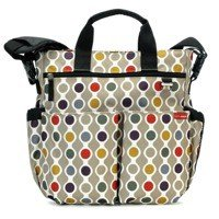 Skip Hop - Torba Duo Signature Wave Dot