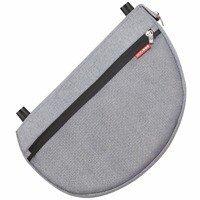 Skip Hop - Torba boczna Saddle Bag  Heather Grey