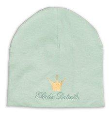 Elodie Details - czapka Dusty Green, 24-36 m-cy