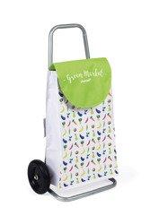 Janod - Koszyk wózek na zakupy