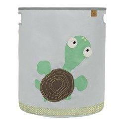 Lassig - Pojemnik kosz na zabawki Wildlife Żółw