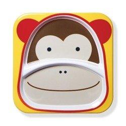 Skip Hop - Talerz Zoo Małpa