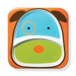 Skip Hop - Talerz Zoo Pies