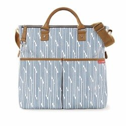 Skip Hop - Torba Duo Special Edition Blueprint Stripe