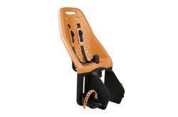 THULE - Yepp Maxi fotelik rowerowy - pomarańczowy, montowany na bagażnik roweru