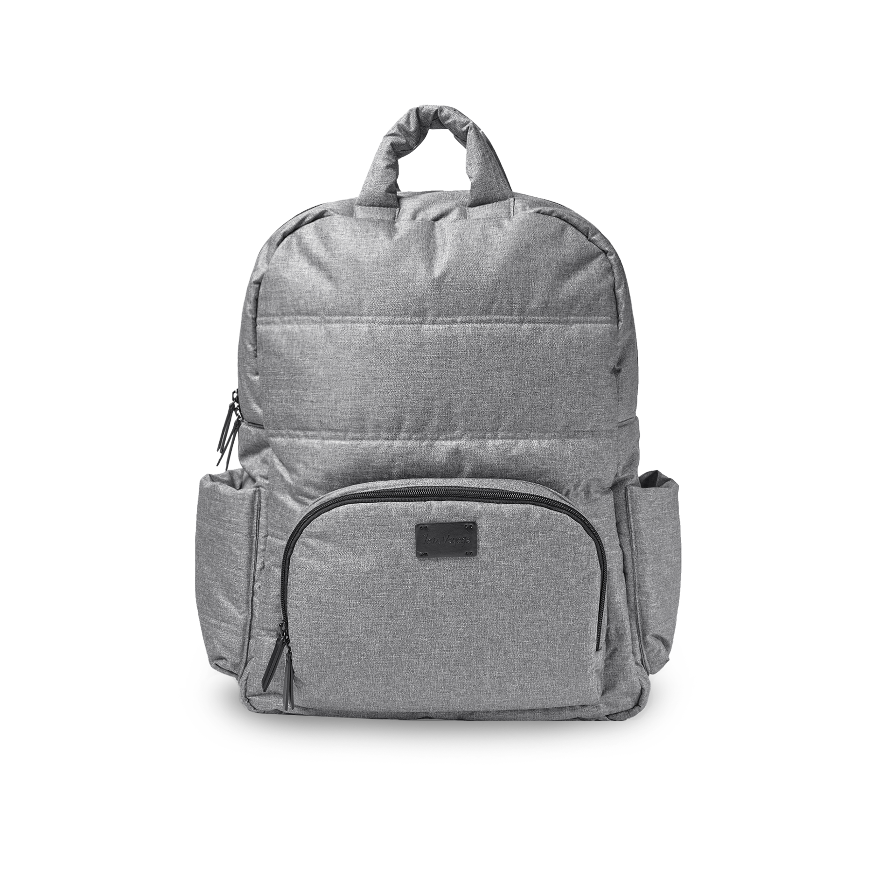 7AM - Plecak BK718 BackPack Heather Grey