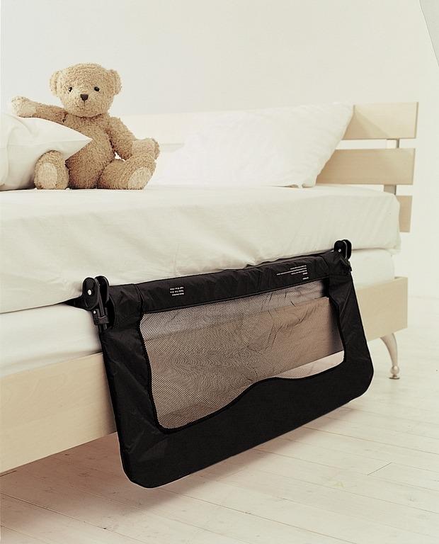 Baby Dan - Składana barierka ochronna łóżka