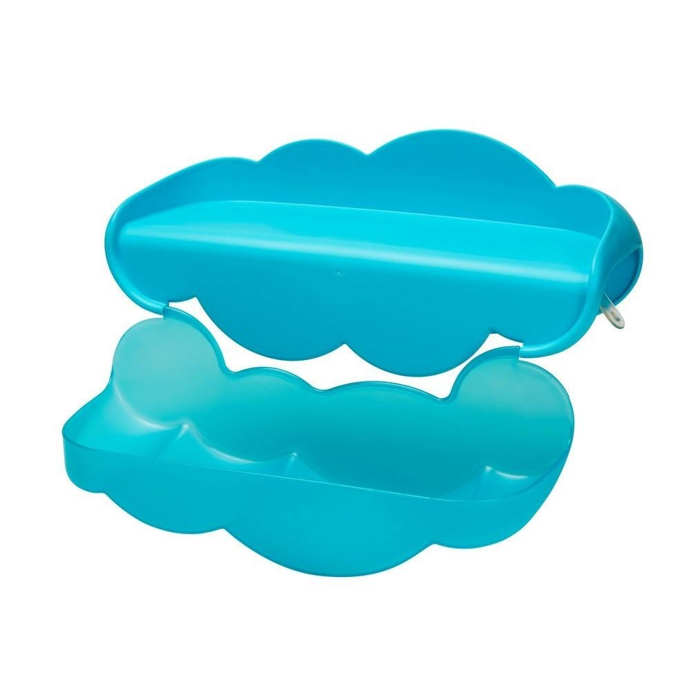 Boon - Półka na wannę Ledge Blue