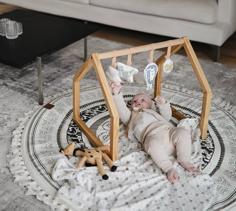 Elodie Details - House of Elodie - Baby Gym - Stojak edukacyjny