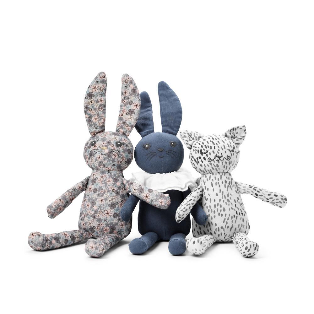 Elodie Details - Przytulanka Kotek Dots of Fauna Kitty