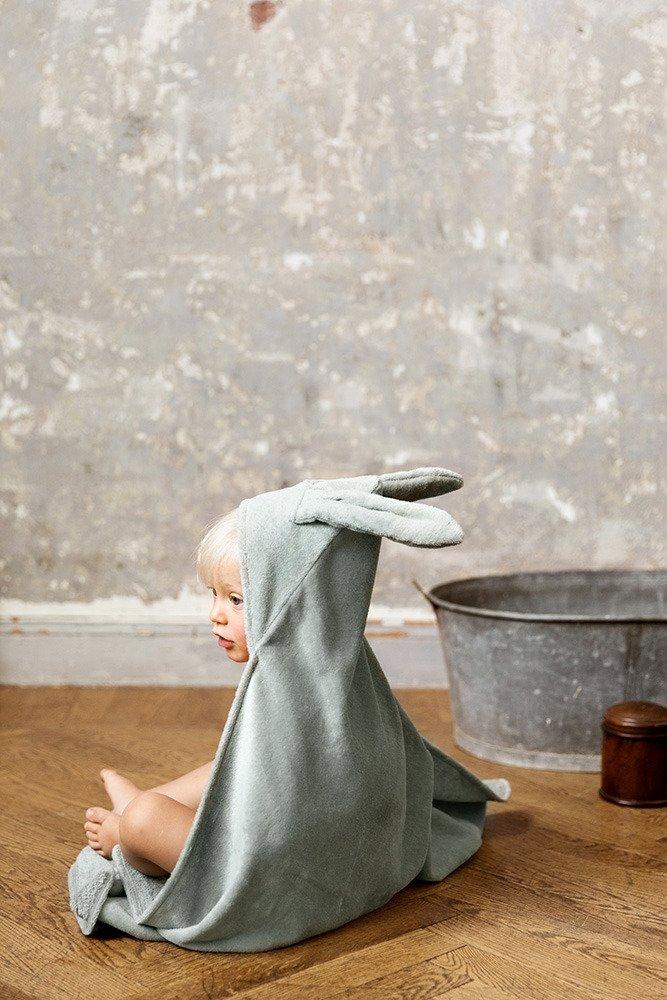 Elodie Details - Ręcznik - Mineral Green