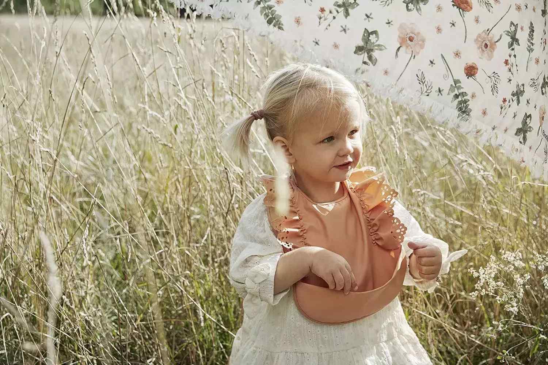 Elodie Details - Śliniaczek - Amber Apricot