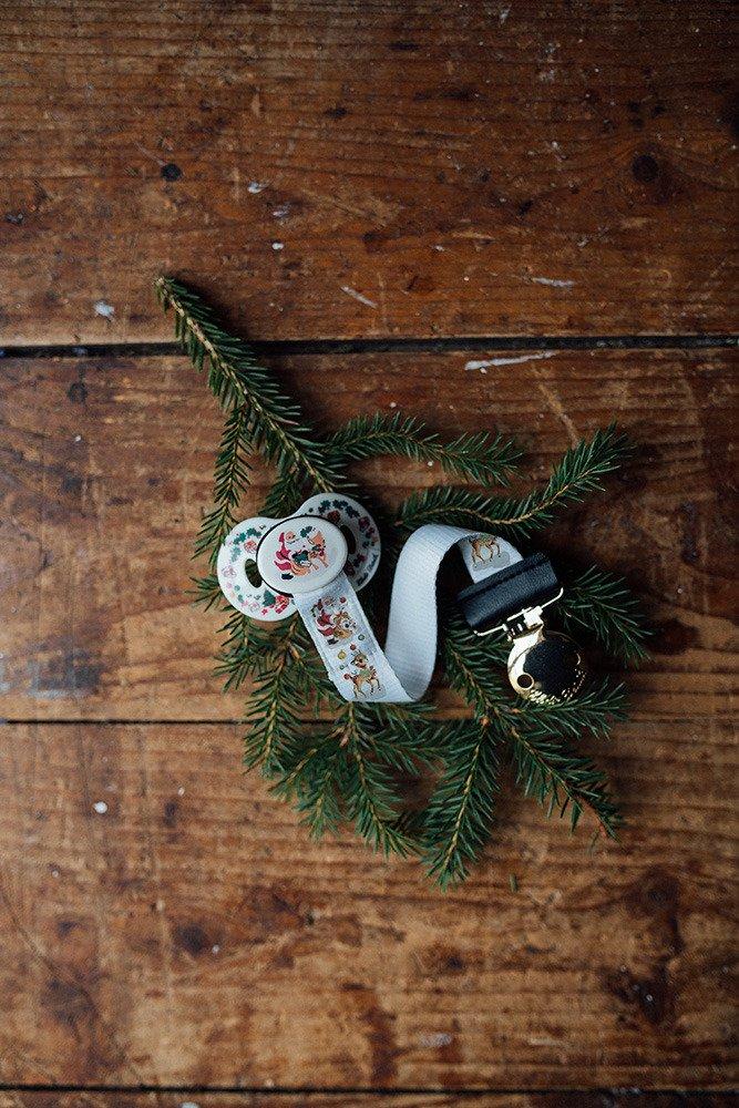 Elodie Details - Smoczek - Oh Deer Santa
