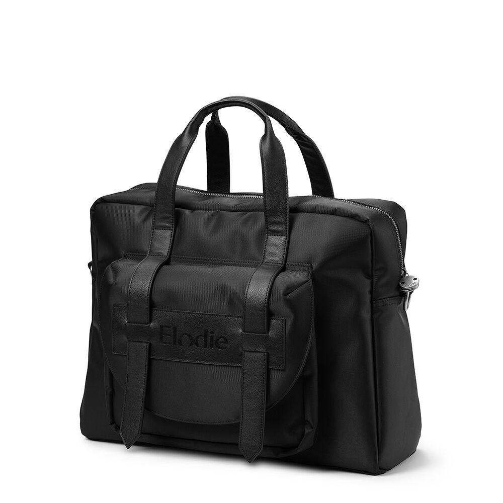 Elodie Details - Torba dla mamy - Signature Edition  Brilliant Black