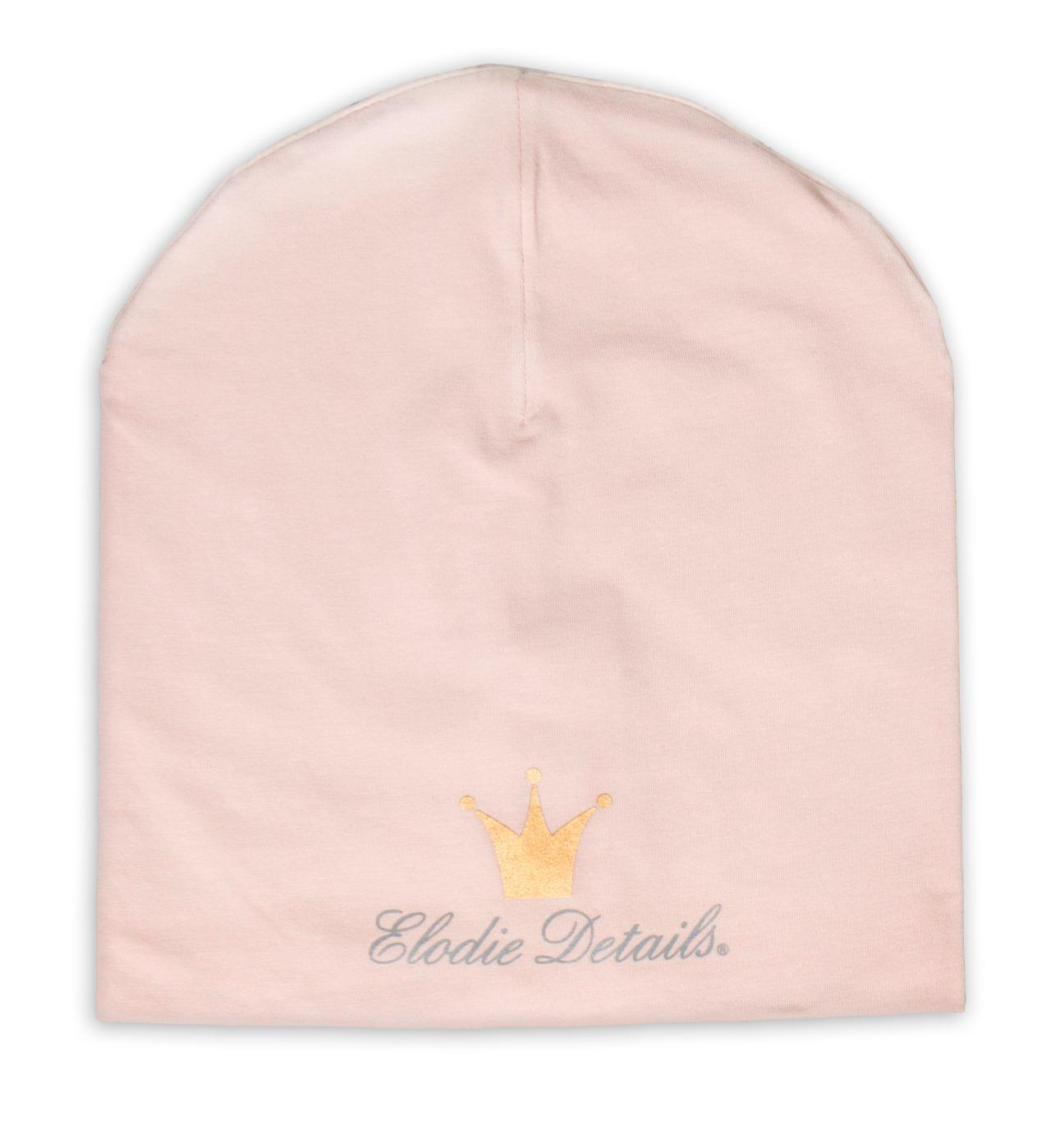 Elodie Details - czapka Powder Pink, 24-36 m-cy