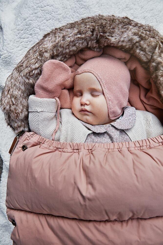 Elodie Details - śpiworek do wózka -  Faded Rose