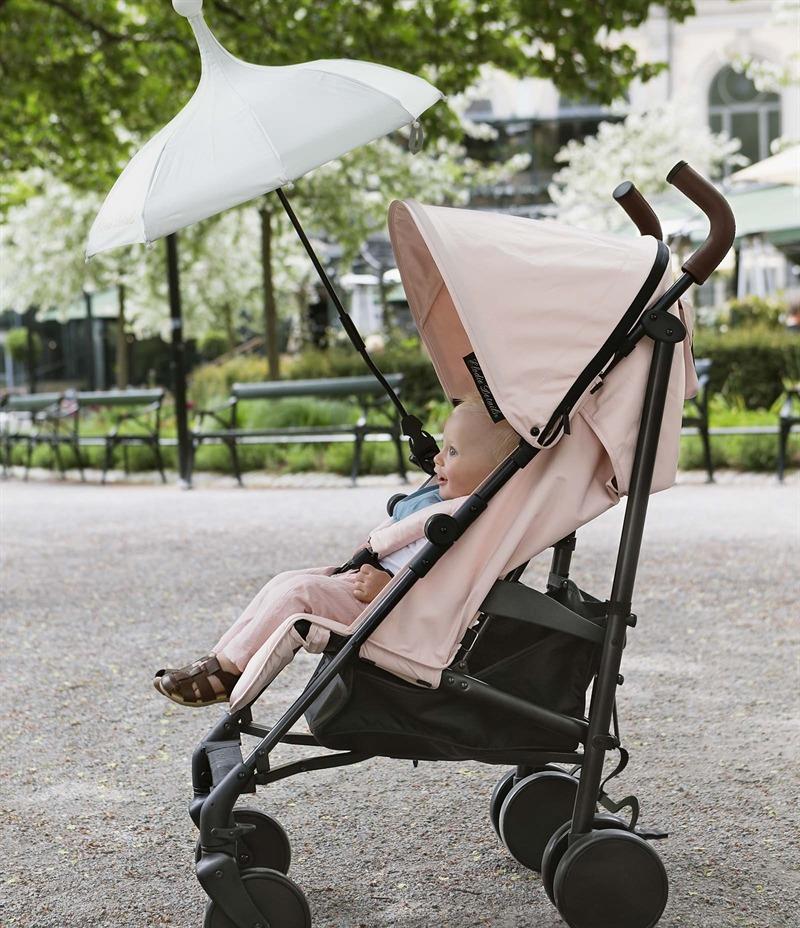 Elodie Details - wózek spacerowy Stockholm Stroller 3.0 Powder Pink