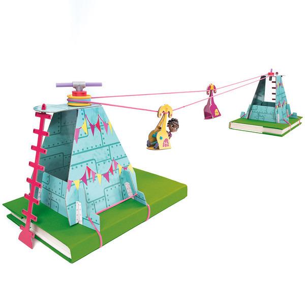 GoldieBlox - Podniebna gondola Ruby