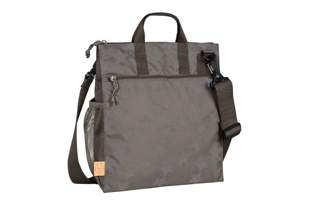 Lassig - Casual Label Torba do Wózka Reflective Star slate