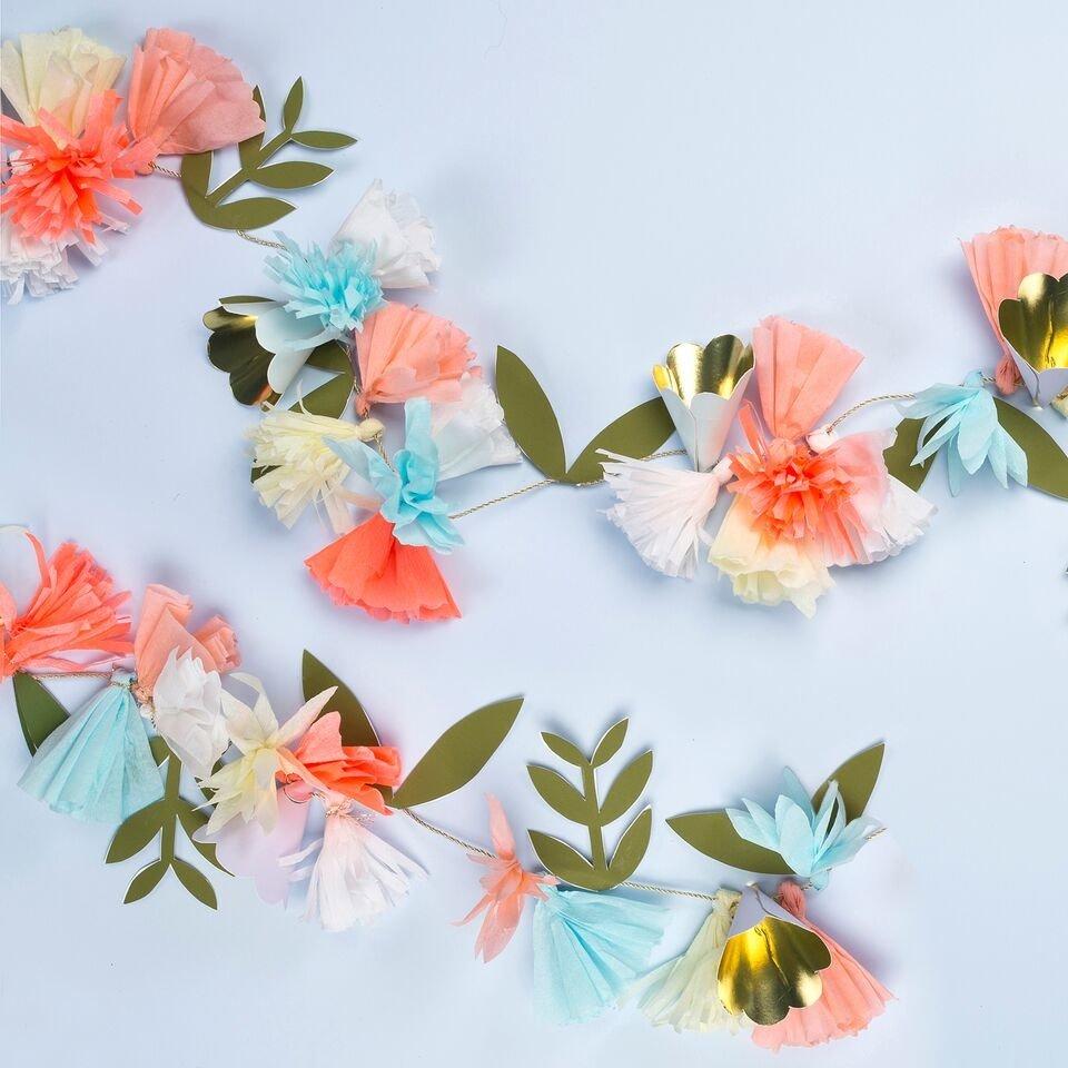Meri Meri – Girlanda Bukiet kwiatów
