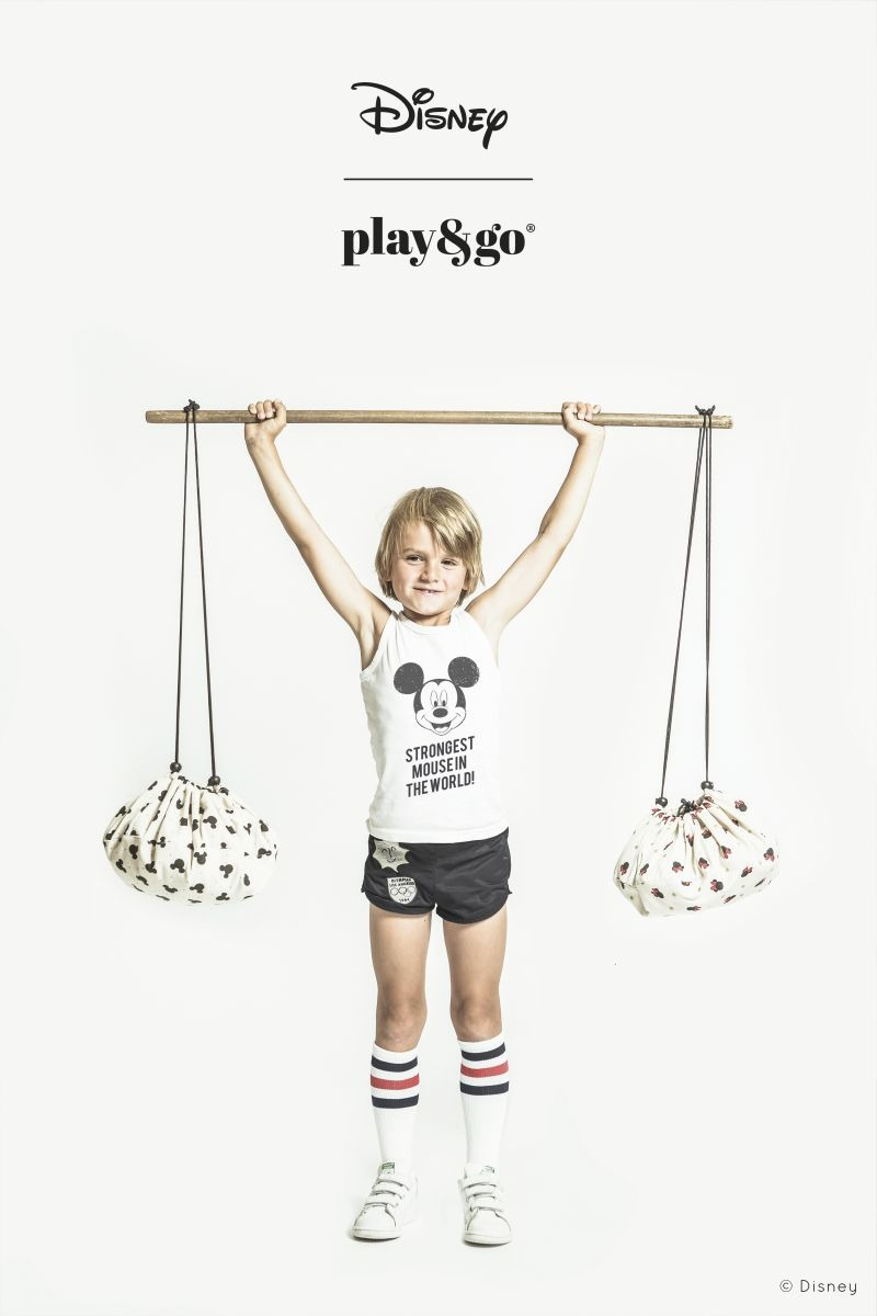 Play&Go - Mini worek Disney Minnie