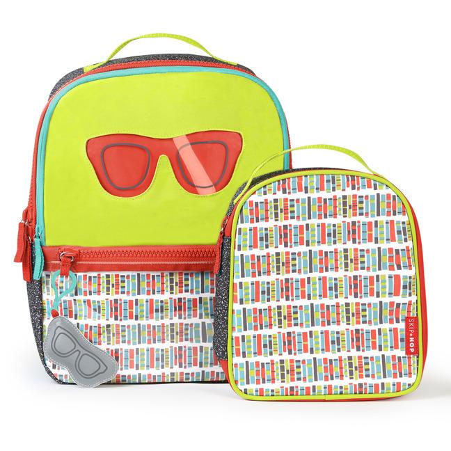 Skip Hop - Plecak Forget Me Not Okulary
