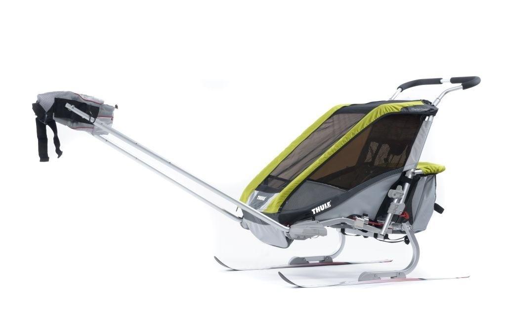 THULE Chariot - Zestaw do przyczepek do uprawiania narciarstwa biegowego i pieszych wędrówek