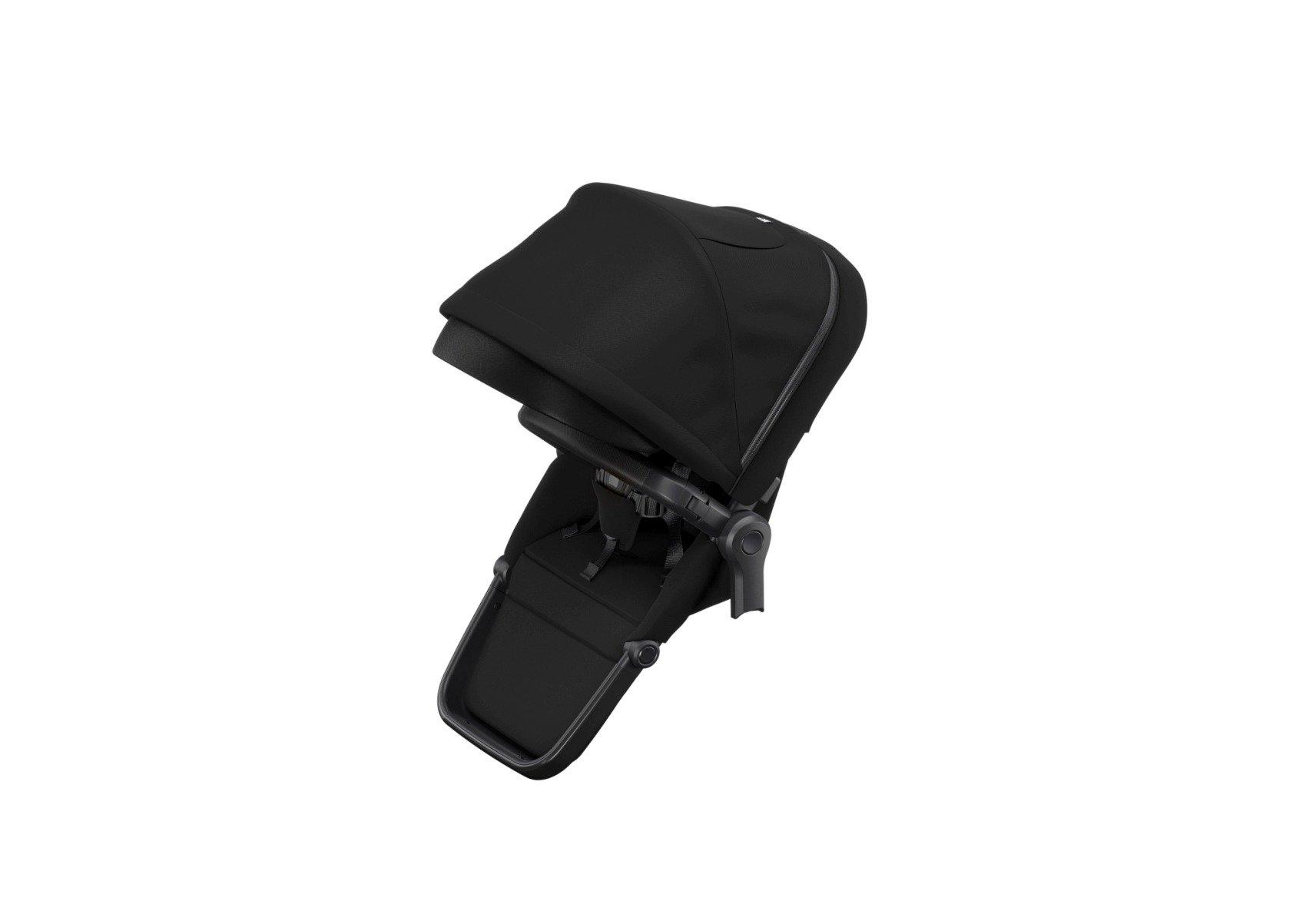 Thule Sleek - Black on Black - dodatkowe siedzisko
