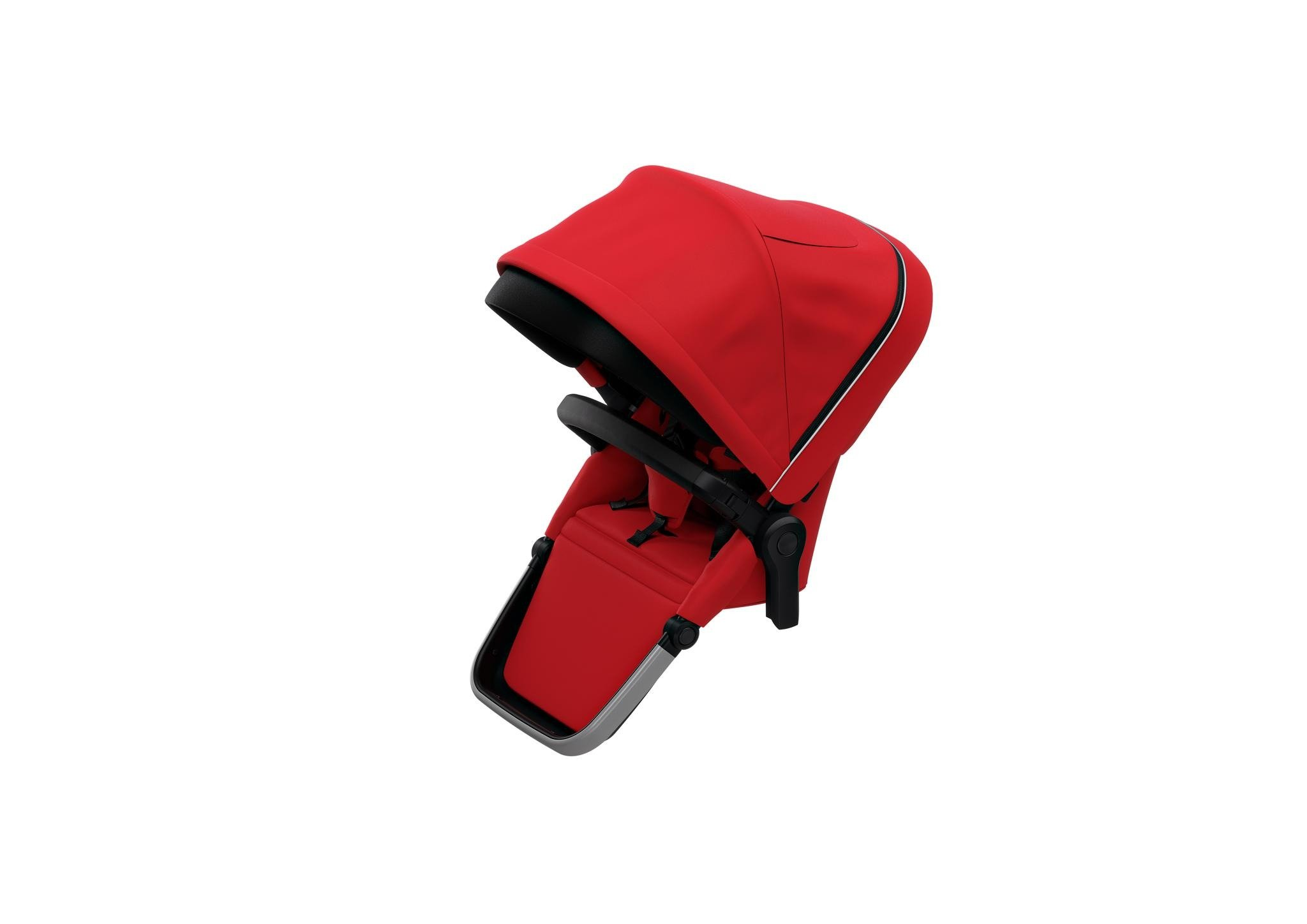 Thule Sleek - dodatkowe siedzisko - Energy Red