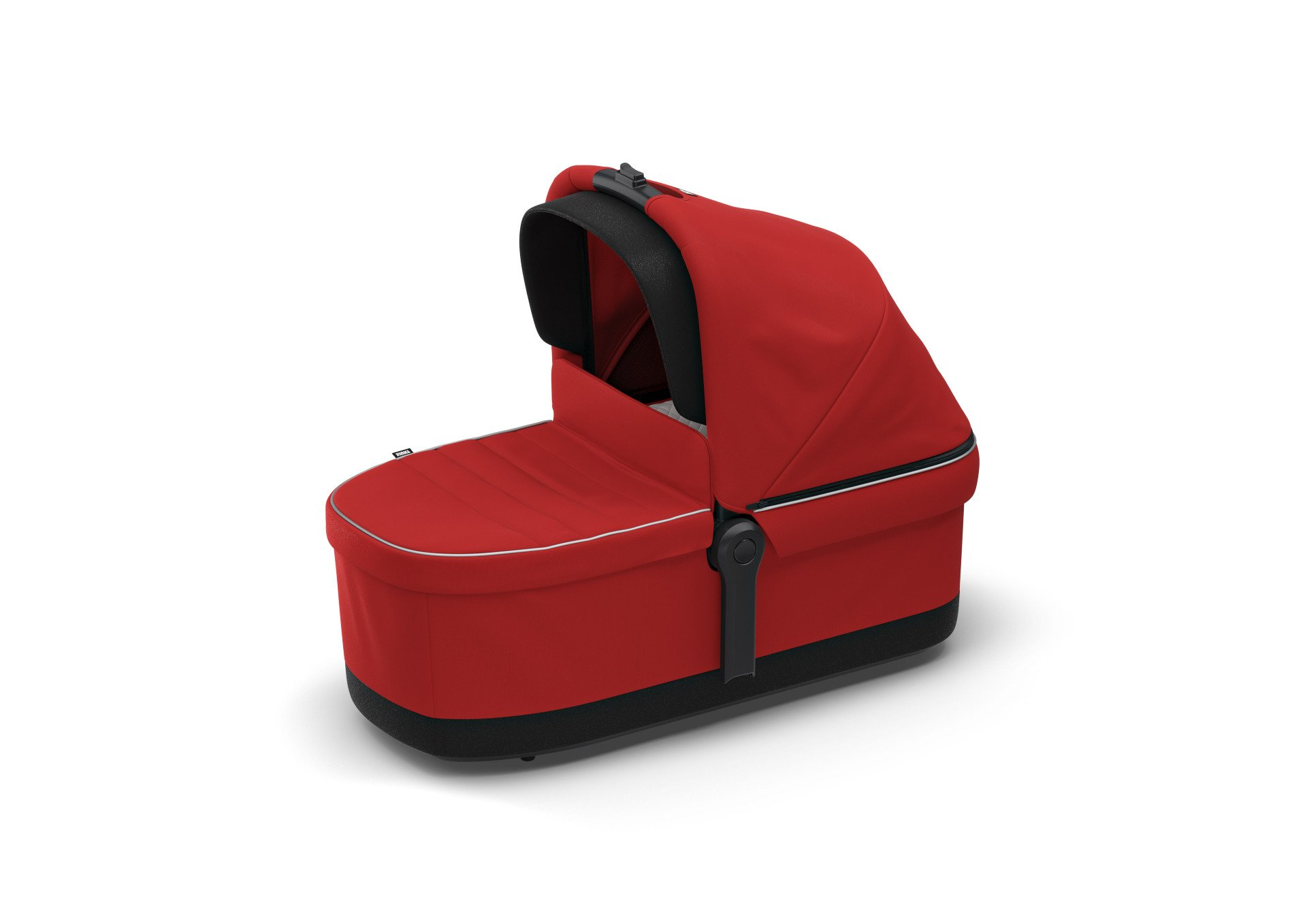 Thule Sleek - gondola - Energy Red