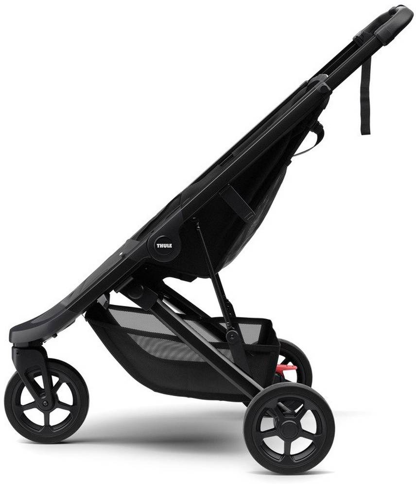 Thule Spring - rama do wózka Black