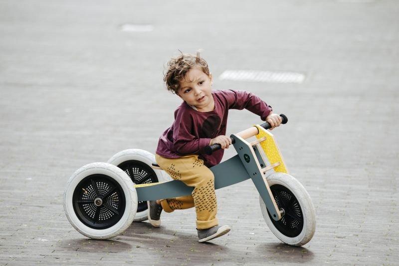 Wishbone - rowerek biegowy Original Grey