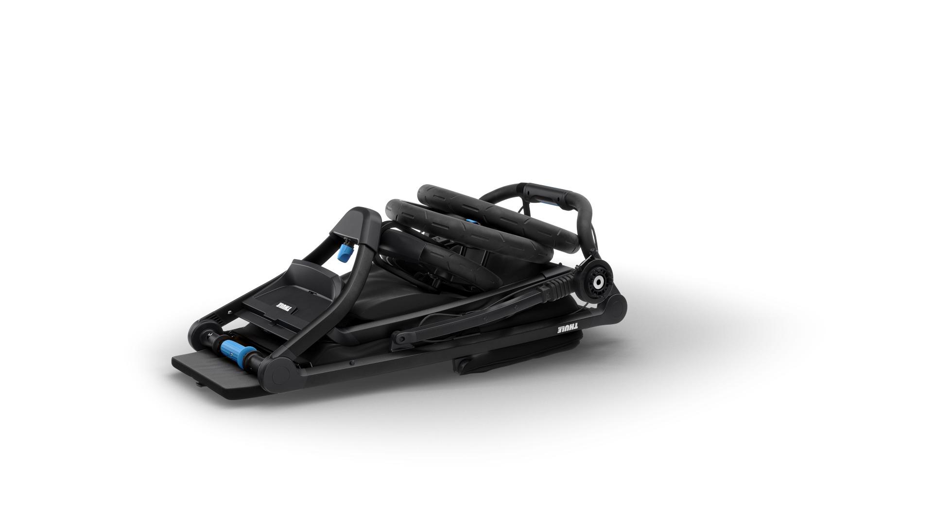 Wózek do biegania THULE Urban Glide 2 Black on Black