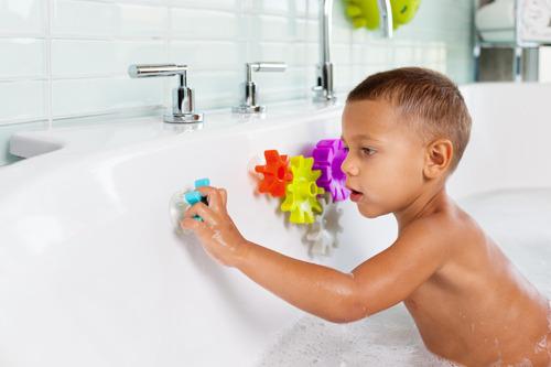 Boon - Zabawka do kąpieli Zębatki Cogs