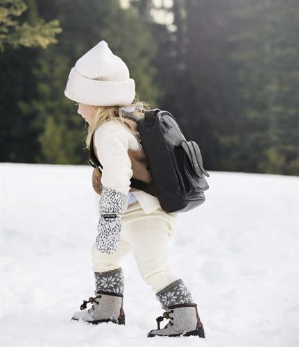 Elodie Details - Czapka Wełniana Vanilla White 12-24 m-cy