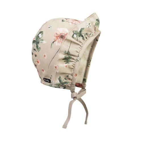 Elodie Details - Czapka Winter Bonnet - Meadow Blossom - 1-2 lata