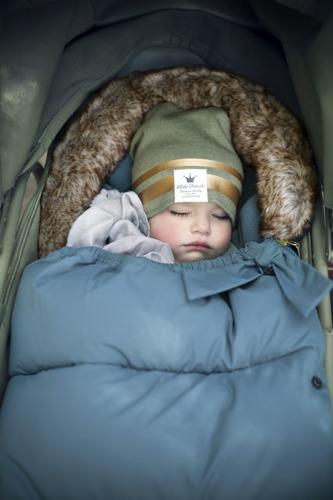 Elodie Details - Śpiworek do wózka Pretty Petrol