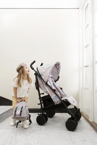 Elodie Details - Wózek Stockholm Stroller Bedouin Stories