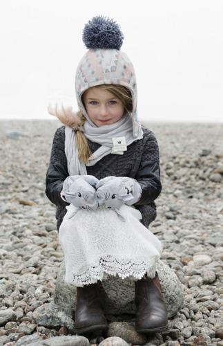 Elodie Details - czapka Bedouin Stories, 6-12 m-cy