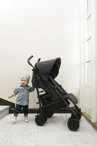 Elodie Details - wózek spacerowy Stockholm Stroller Dot