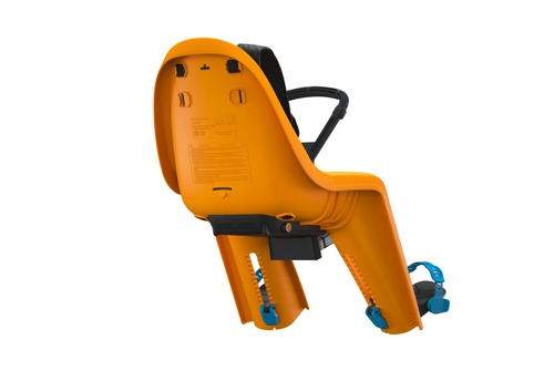 Fotelik rowerowy - THULE RideAlong Mini - pomarańczowy