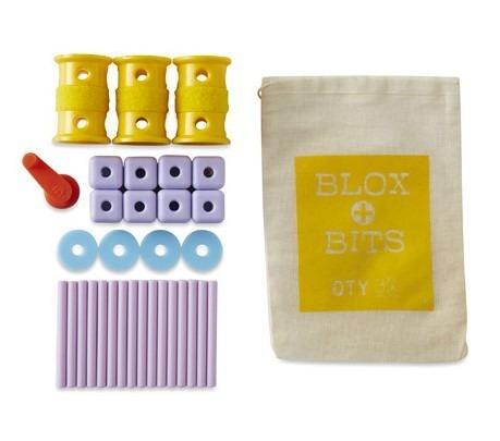 GoldieBlox - Klocki i połączenia - zestaw dodatków
