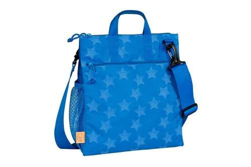 Lassig - Casual Label Torba do Wózka Reflective Star blue