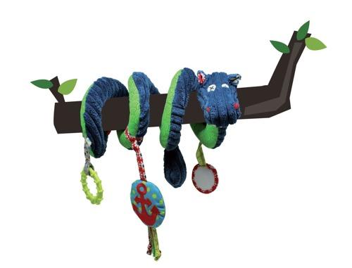 Les Deglingos - Spirala edukacyjna Hipopotam Hippipios